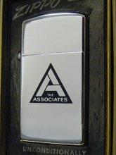 【送料無料】★60'sジッポーアメリカファンド会社スリムライター箱付未使用1961年製
