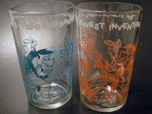ウェルチ社フリントストーン グラス2個