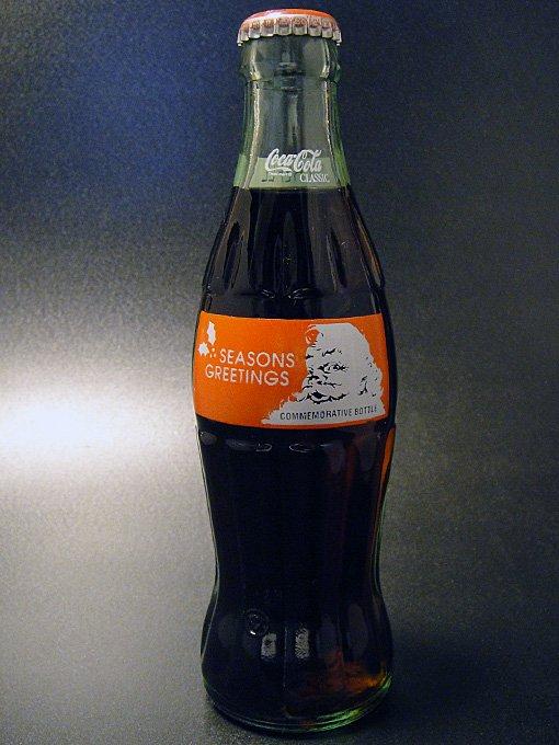 ★90'sコカ・コーラ サンタクロース・...