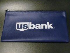 <img class='new_mark_img1' src='https://img.shop-pro.jp/img/new/icons30.gif' style='border:none;display:inline;margin:0px;padding:0px;width:auto;' />★アメリカン銀行ミネソタ州U.S.バンクデポジット・ジッパーバッグ未使用