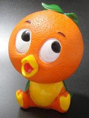 ★80'sオレンジバード貯金箱