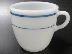 ★70'sコーニング社PYREX製パイレックス アメリカ海軍ミリタリーマグカップ