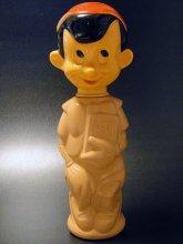 ★60'sウォルト・ディズニー・ピノキオ・シャンプーソーキーボトル