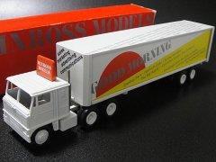 【送料無料】★80's ウィンロス社WINROSS MODELS仕様ミニチュアトラックトレーラー