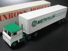 ★80'sゼネラルエレクトリックGEウィンロス社製ミニチュアトラックトレーラー