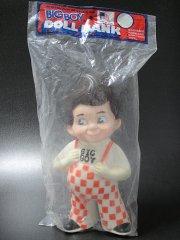 ★70'sアメリカ製ハンバーガーレストラン・ビッグボーイ貯金箱未開封品
