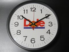 【送料無料】★アメリカ ドール・フード・カンパニー Doleストア壁掛け時計2005年