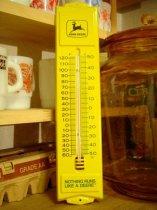 ★農業機械メーカー・ジョンディア企業広告アメリカ製温度計