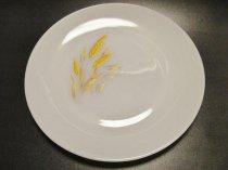 ★60'sファイヤーキング・ウィート小麦ディナープレート25cm大皿