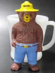 ★70'sアメリカ森林火災予防組合キャラクター・スモーキーベア人形