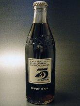 ★70'sアメリカコカコーラ75周年記念ボトルUSAチャタヌーガ限定