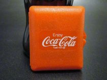 ★90'sコカ・コーラcolaノベルティ携帯用ソーイングセット