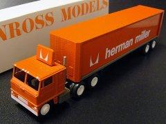 【送料無料】★80'sハーマンミラー・ウィンロス社製ミニチュアトラックトレーラー