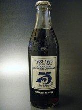★70'sコカ・コーラ75周年記念ボトルUSAアトランタ限定