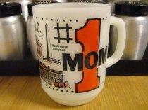 【送料無料】★80'sアメリカ製アンカーホッキング・ワシントン,D.C.マグカップ#1