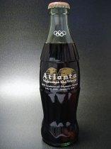★1996年アメリカコカコーラ限定アトランタ・オリンピック記念ボトル