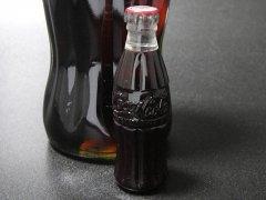 ★50'sコカ・コーラ ミニチュアボトル・オイルライター未使用