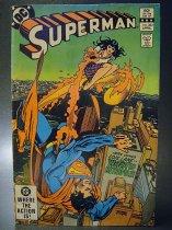 ★80'sアメリカンDCコミック スーパーマンNo.382