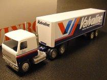 ★90'sアメリカオイルメーカー バルボリン ウィンロス社製ミニチュアトラックトレーラー