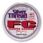シルバースレッド FC(フロロカーボンライン)150m