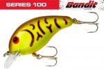 バンディット クランク100(BDT1 44)Spring Craw/Dark Brown