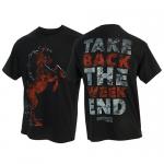 スミスウィック Tシャツ Mサイズ<br>(APSMKST02-MD)<TAKE BACK THE WEEK END>