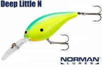 ノーマン ディープリトルN(NMDLN 81)Chartreuse/Blue Back