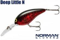 ノーマン ディープリトルN(NMDLN 131NC)Red/Black/Craw