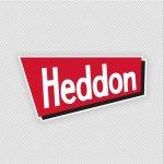 PRADCO社製 Heddon RED FLAGステッカー
