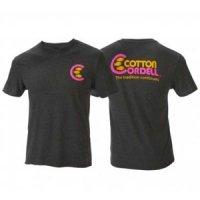 コットンコーデル スローバックTシャツ(※アメリカンサイズ)