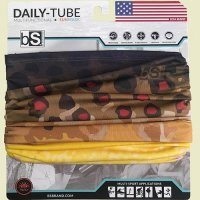 BlackStrap  DAILY-TUBE (EF64:BROWNTROUT)