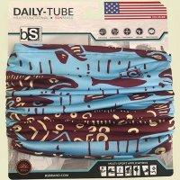 BlackStrap  DAILY-TUBE (CP136:FRESHIESRED)