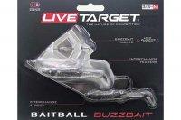 【特価】ライブターゲット ベイトボールバズベイト3/8oz(BBB11MD850)スモークシルバー