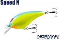 ノーマン スピードN (NMSN 181)CHARTREUSE/BLUE