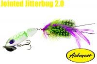 ジッターバグ2.0 3/8oz G621-536(White Zombie)