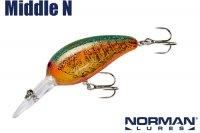 ノーマン ミドルN (NMMN 154)Spring Craw
