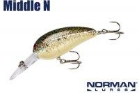 ノーマン ミドルN (NMMN 249)Splatter Bass