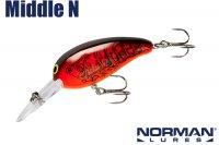 ノーマン ミドルN (NMMN F35)Chili Bowl