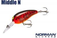 ノーマン ミドルN (NMMN F135)Chili Bowl