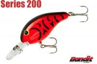 バンディット クランク200(BDT2 38)RED CRAWFISH
