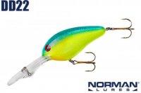 ノーマン DD22(NMDD22 181)Blue