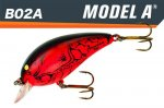 モデルA<br>1/4oz(B02A XC5)APPLE RED CRAWDAD
