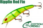 サスペンディング リップリンレッドフィン<br>(CS85 42)Chartreuse Perch