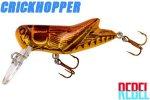 クリークホッパー<br>3/32oz(F73 95)BROWN CRICKET