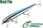 レッドフィン(C09 06)CHROME/BLUE