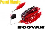 BOOYAH ポンドマジック3/16oz<br>(BYPM36652)Red Ant