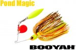 BOOYAH ポンドマジック3/16oz<br>(BYPM36653)Fire Bug