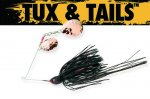 BOOYAH  TUX&TAILS<br>(BYTCC38 674)3/8oz<br>Black/Copper