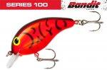 バンディット クランク100(BDT1 38)Red Crawfish