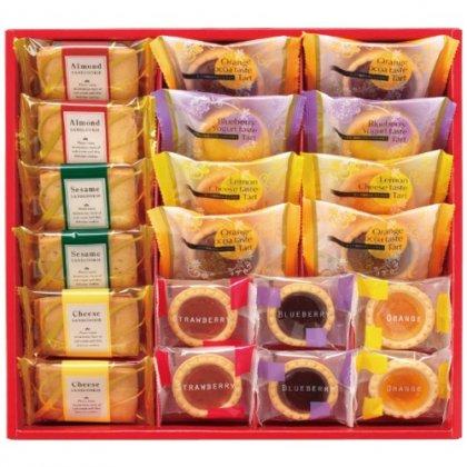 中山製菓 ガトーセック 20個入 焼菓子詰合せ お菓子 洋菓子 スイーツセット SEC-20[6]